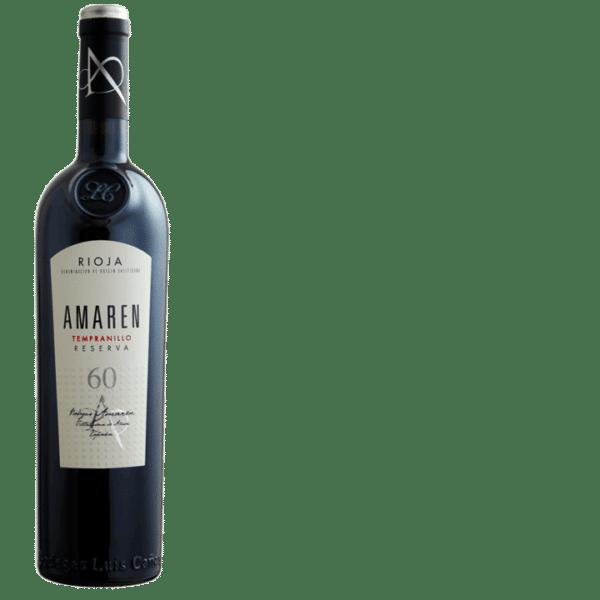 Amaren Tempranillo Rioja Reserva
