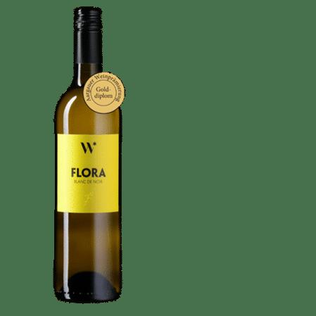 Flora Blanc-de-Noir Weinstern Wettingen - Weinradar