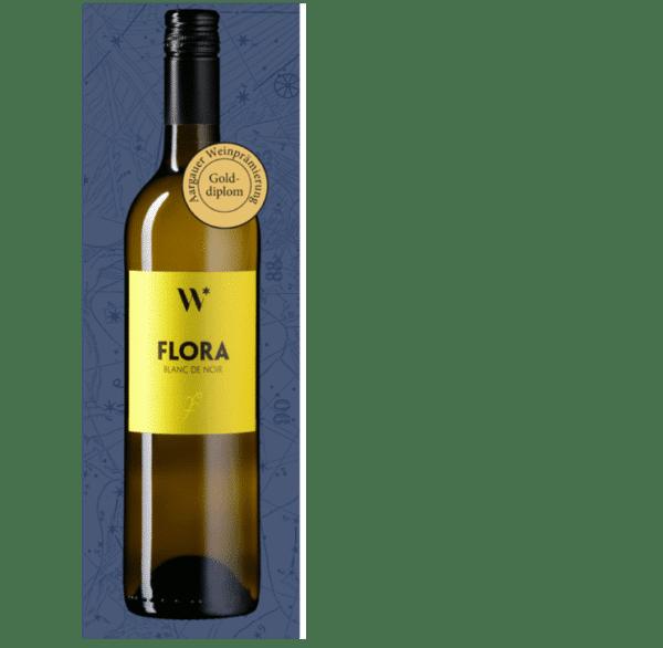 Flora Blanc-de-Noir WeinStern Wettingen