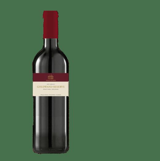 Goldwand Reserve Pinot Noir Diolinoir, Ennetbaden, Aargau - Weinradar