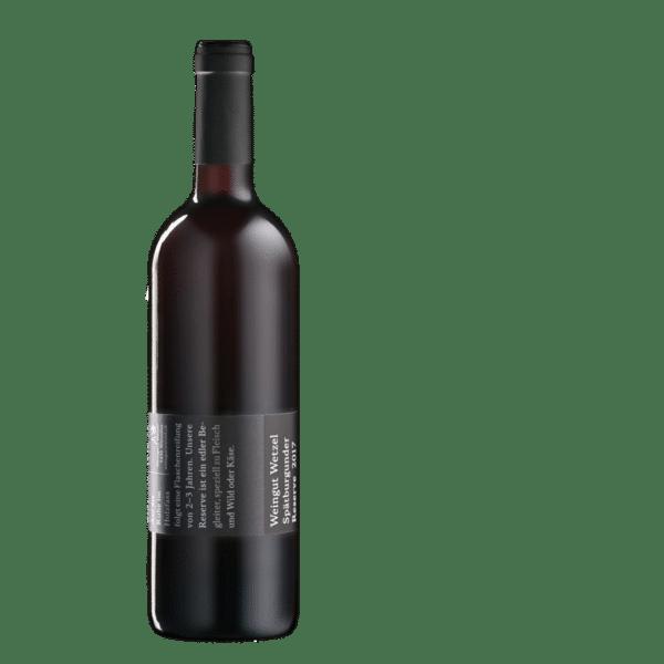 Spätburgunder Reserve Wetzel Würenlos - Rotwein-Tipp von Weinradar