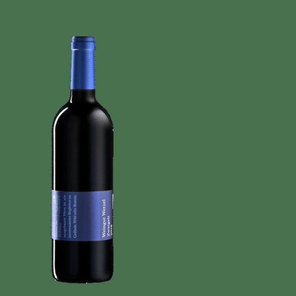 Zweigelt Wetzel Würenlos, ein wunderbarer Rotwein - Weinradar