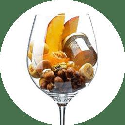 Pinot Gris/Pinot Grigio Traube