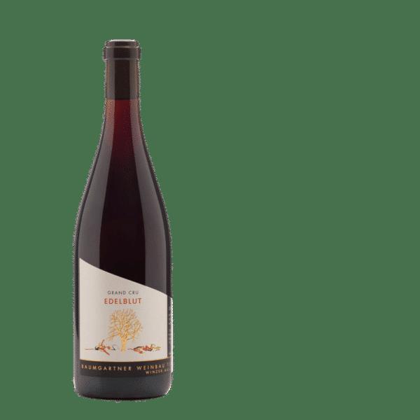 Pinot noir Edelblut Grand Cru, Baumgartner Tegerfelden - Weinradar