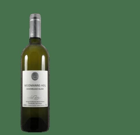 Weidmanns Heil Weisswein Weingut-Goldwand aus Ennetbaden